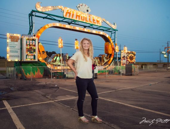 Mary Collins West – Senior Shoot